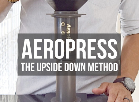 Brewing Guide: AeroPress