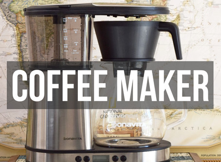 Brewing Guide: Coffee Maker