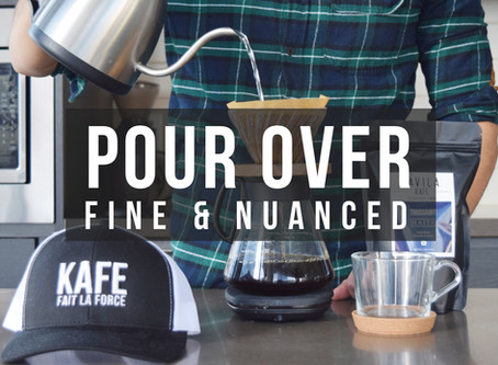Brewing Method: Pour Over