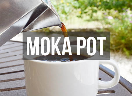 Brewing Guide: Moka Pot