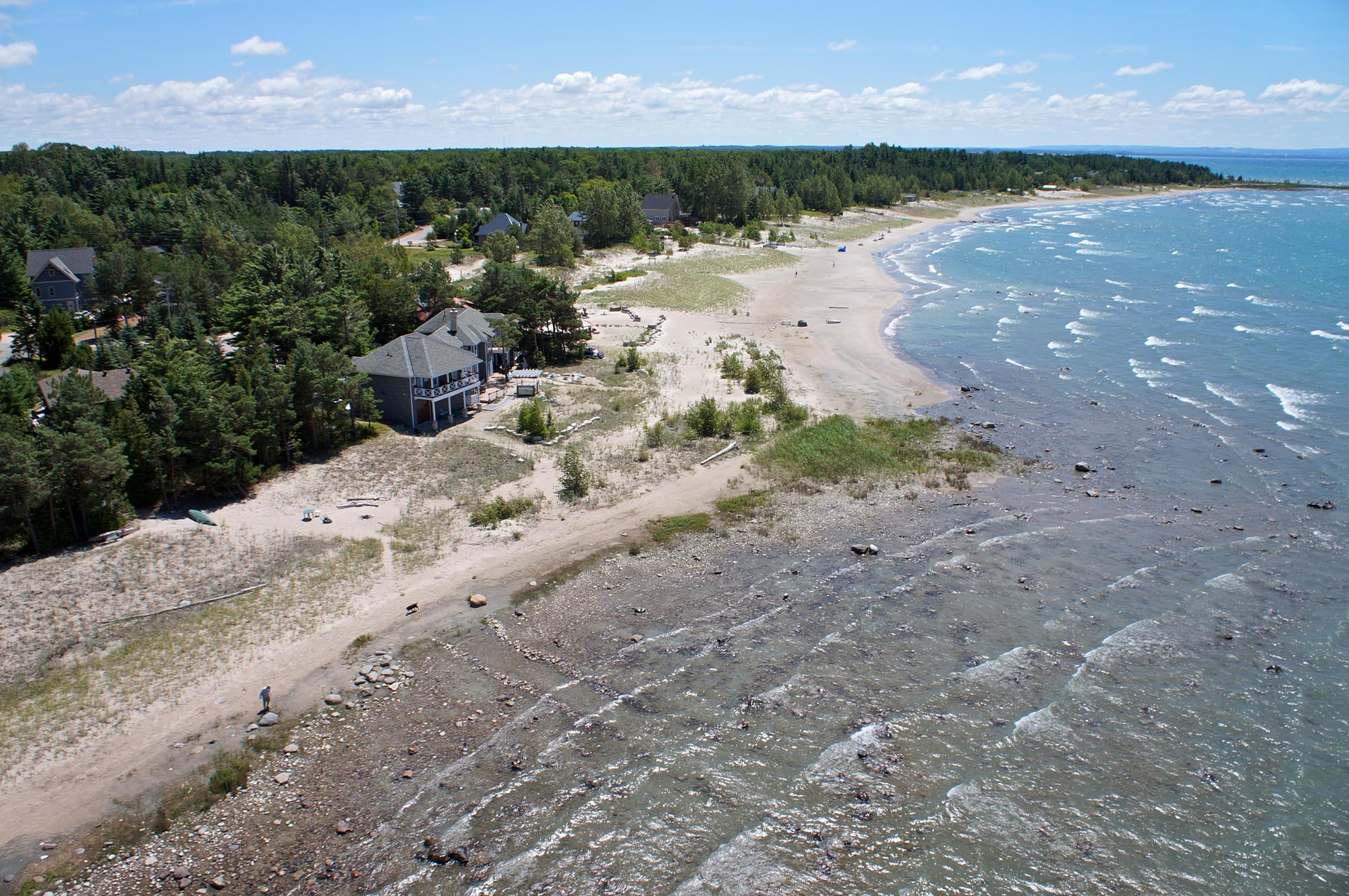 Aerial Photography Wasaga Beach