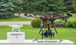 Spyder and Phantom 3 Pro