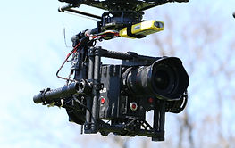 RED Brushless Camera Gimbal