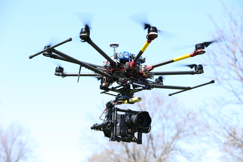 Spyder Drone 2