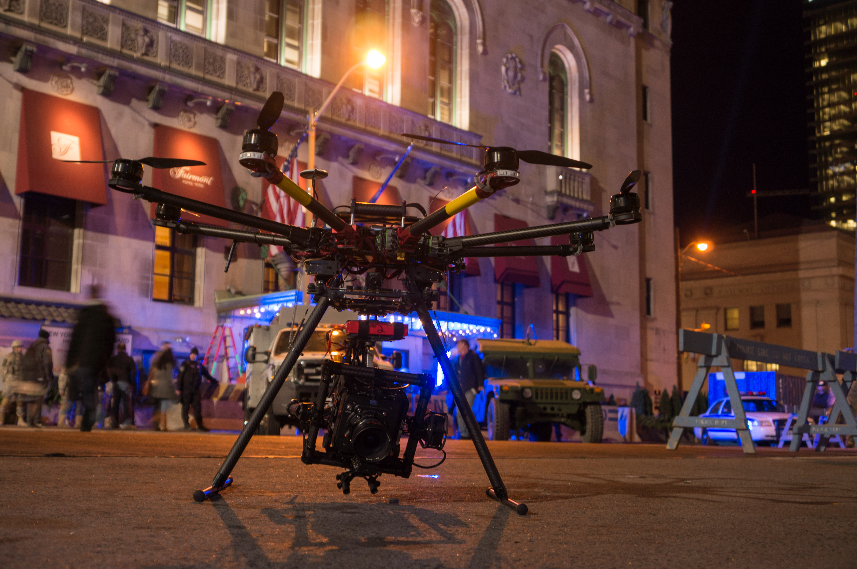 Spyder Drone