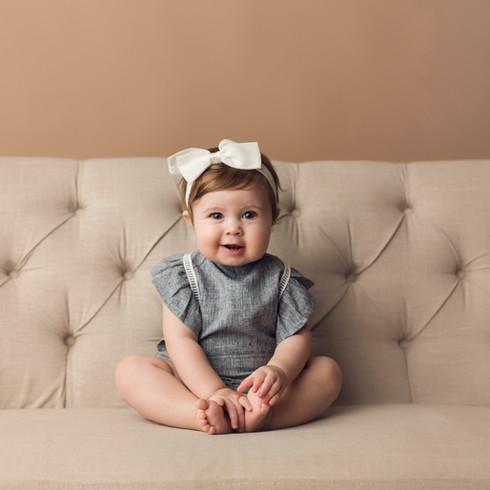 #childphotographer #milestonesessions #ninemonths