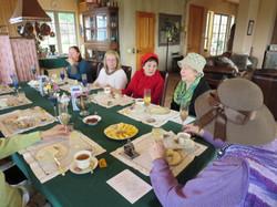 Guests at Tea for Ten
