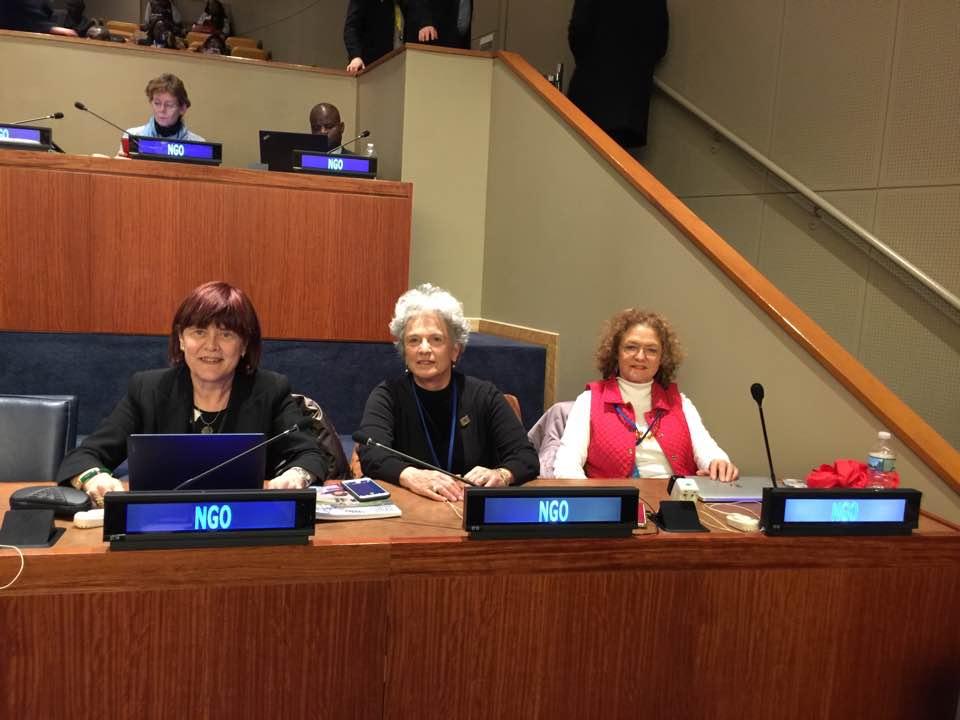 Representation at the UN