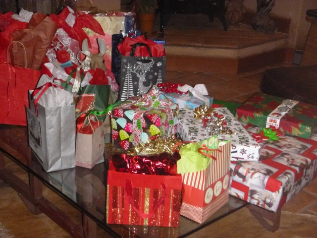 Holiday Gifts to Exchange