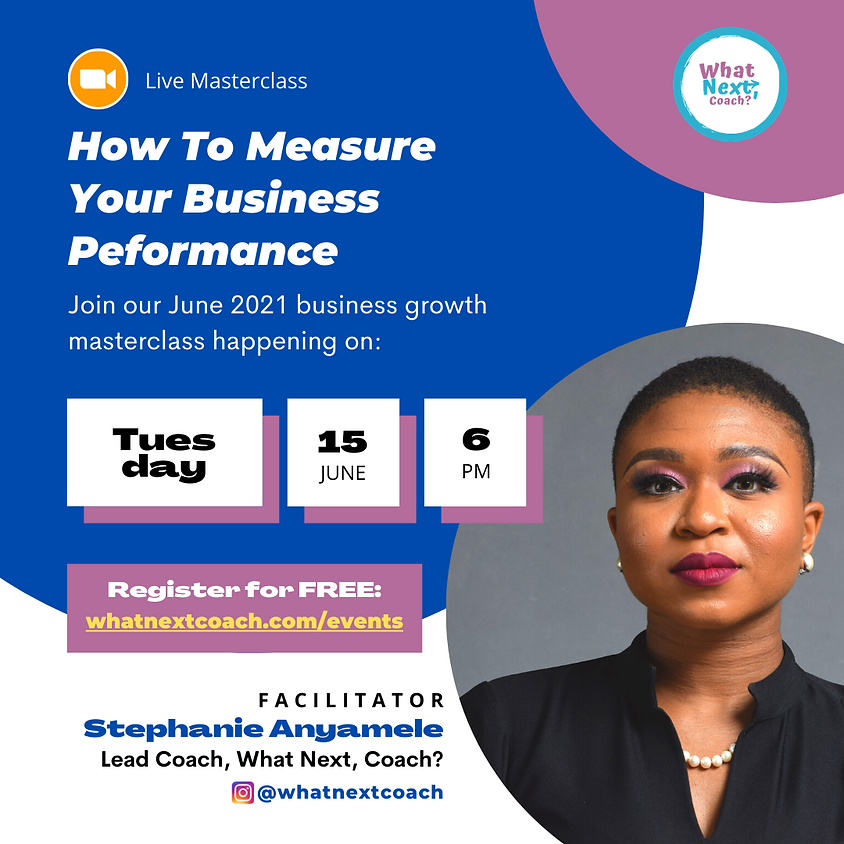 How To Measure Your Business Peformance