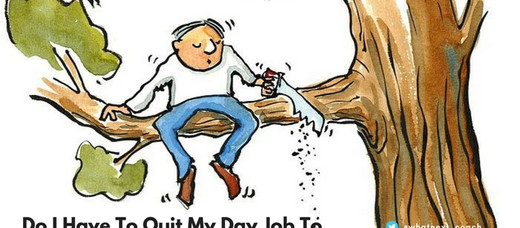 Do I Have To Quit My Day Job To Start A Business?