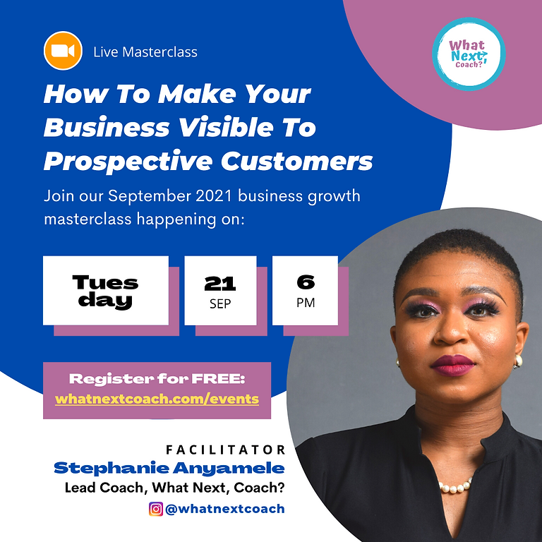 How To Make Your Business Visible To Prospective Customers