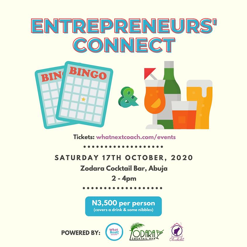 Entrepreneurs Connect: Bingo & Drinks
