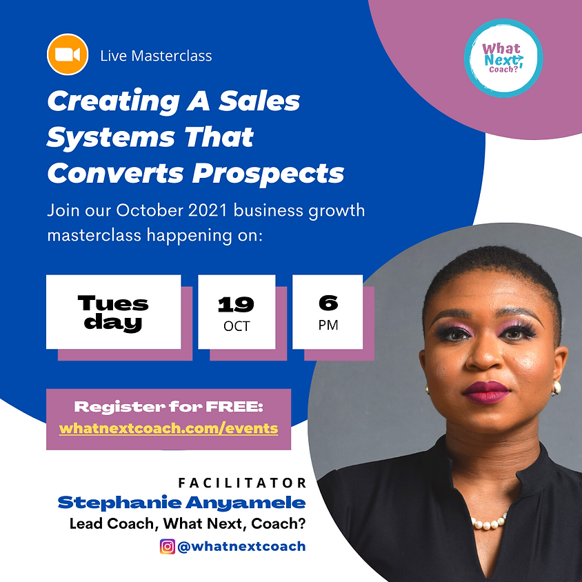 Creating A Sales Systems That Converts Prospects
