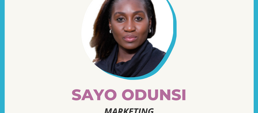 Meet Your Marketing Coach: Sayo Odunsi