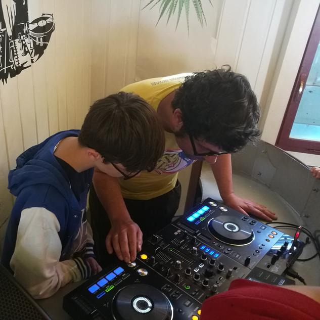 DJ Workshop 2019