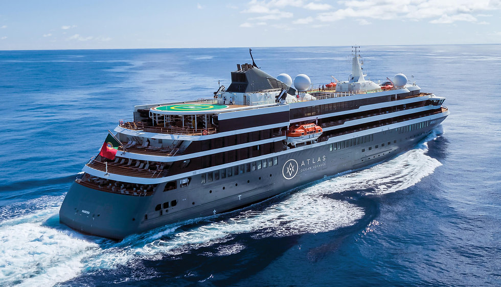 "WORLD SERIES - Includes the following vessels: ""WORLD EXPLORER WORLD VOYAGER WORLD NAVIGATOR WORLD TRAVELLER WORLD SEEKER WORLD ADVENTURER WORLD DISCOVERER"""