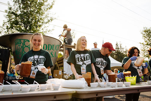 National Lentil Festival- Rhoddy Jensen