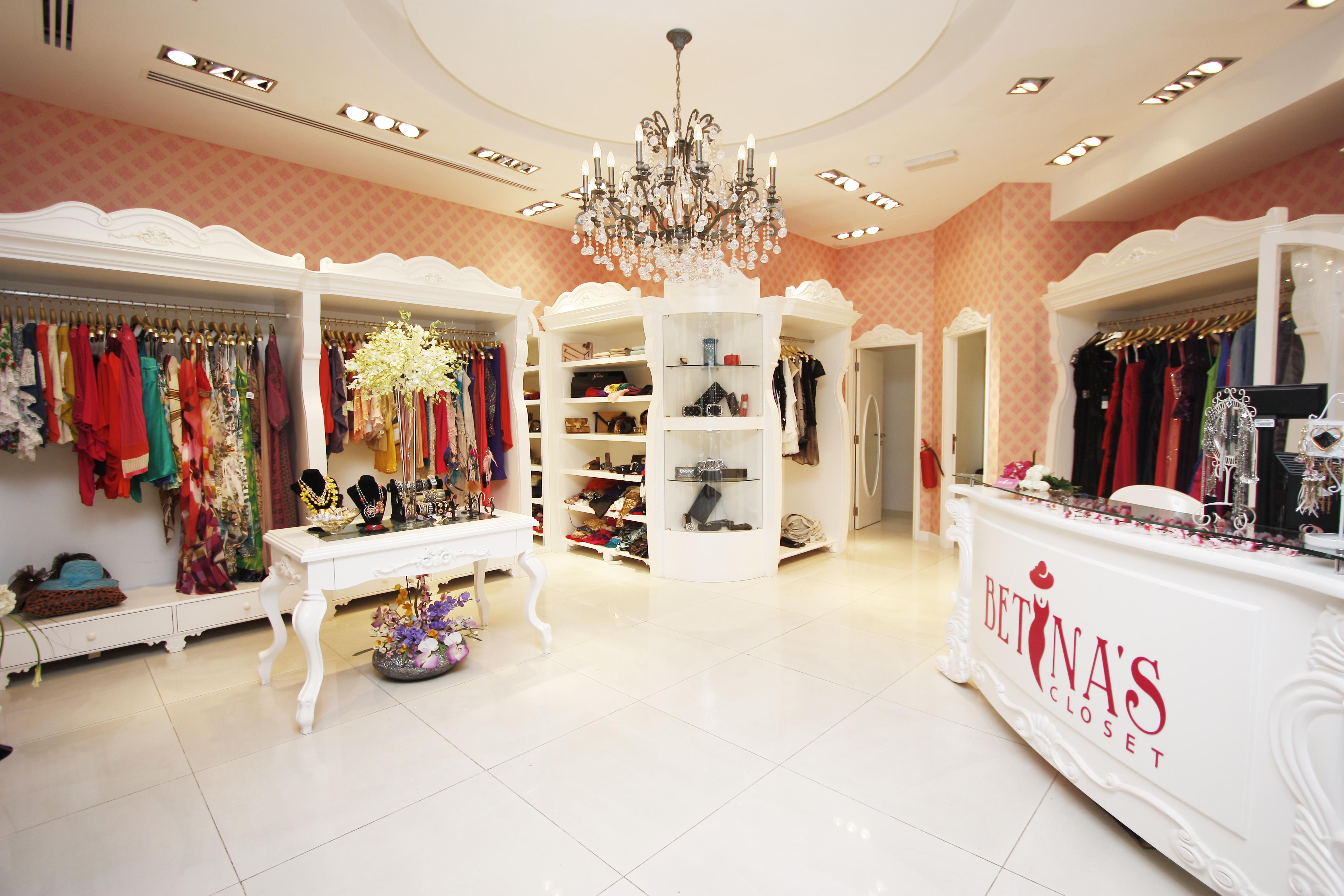 Betina's Closet Dubai