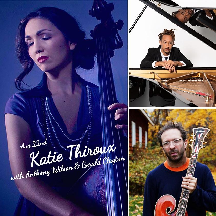 Katie Thiroux with Anthony Wilson & Gerald Clayton