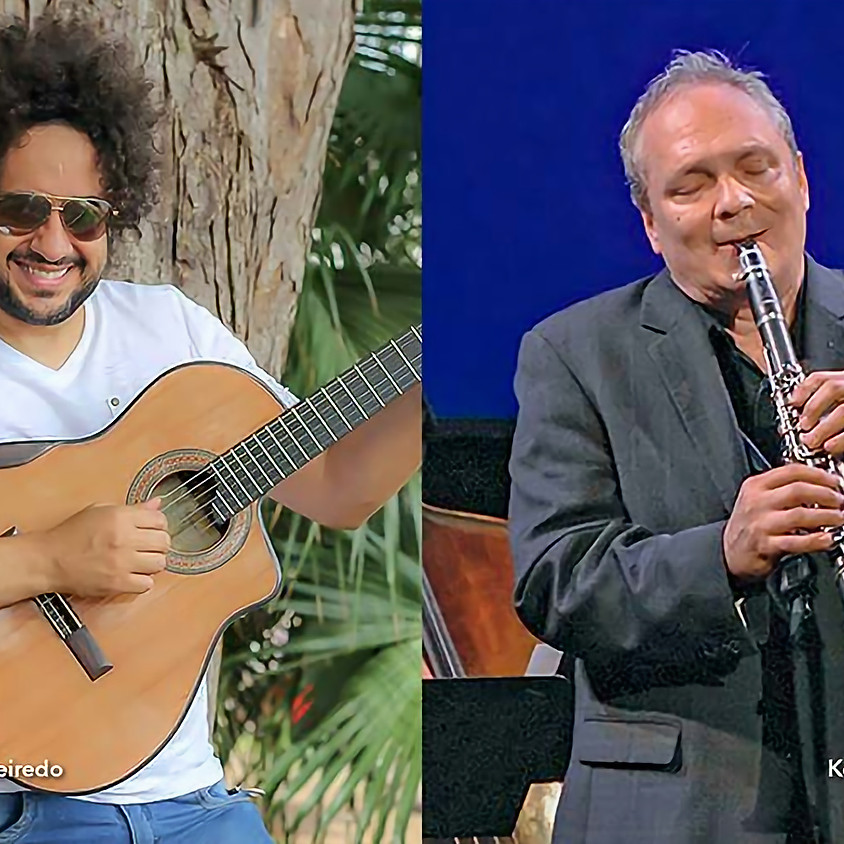 Ken Peplowski & Diego Figueiredo