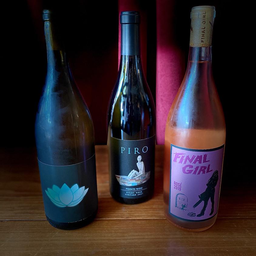 ONLINE WINE ORDERS - BEVELA / PIRO / FINAL GIRL