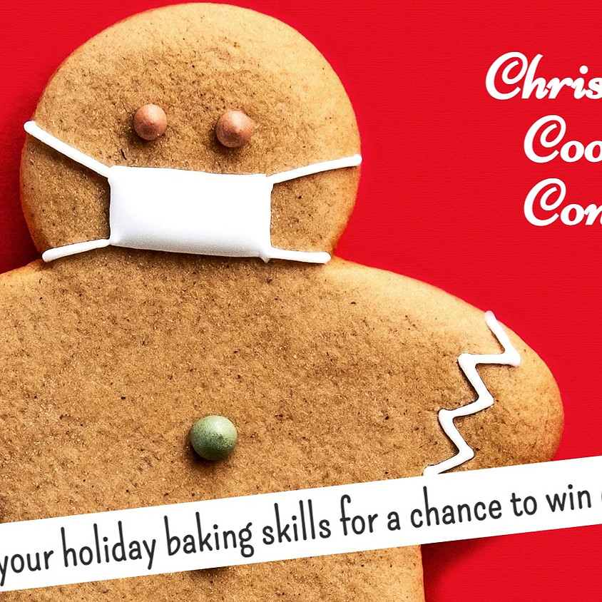 CHRISTMAS COOKIE CONTEST