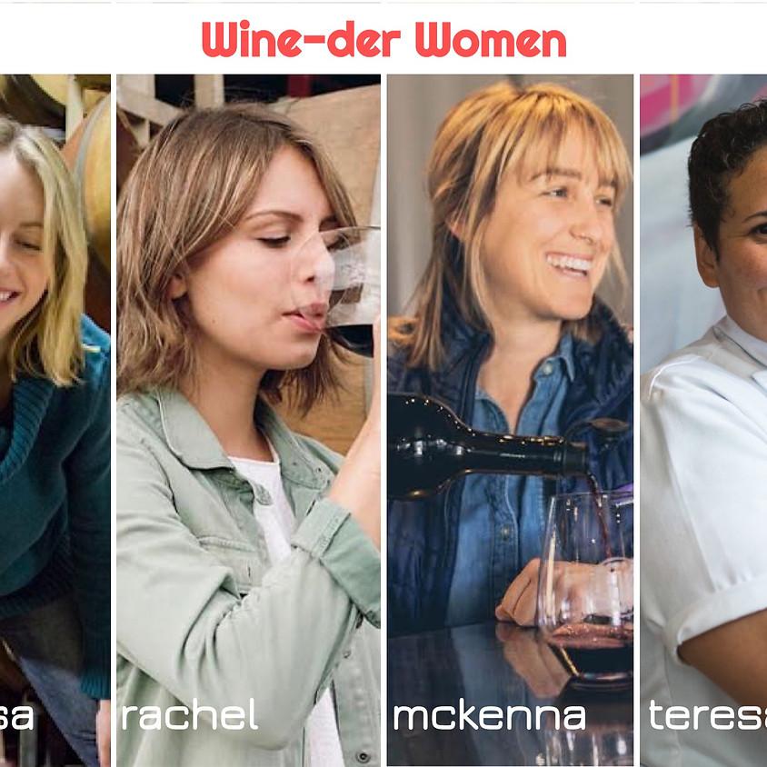 WINE-DER WOMEN WINE ORDERS