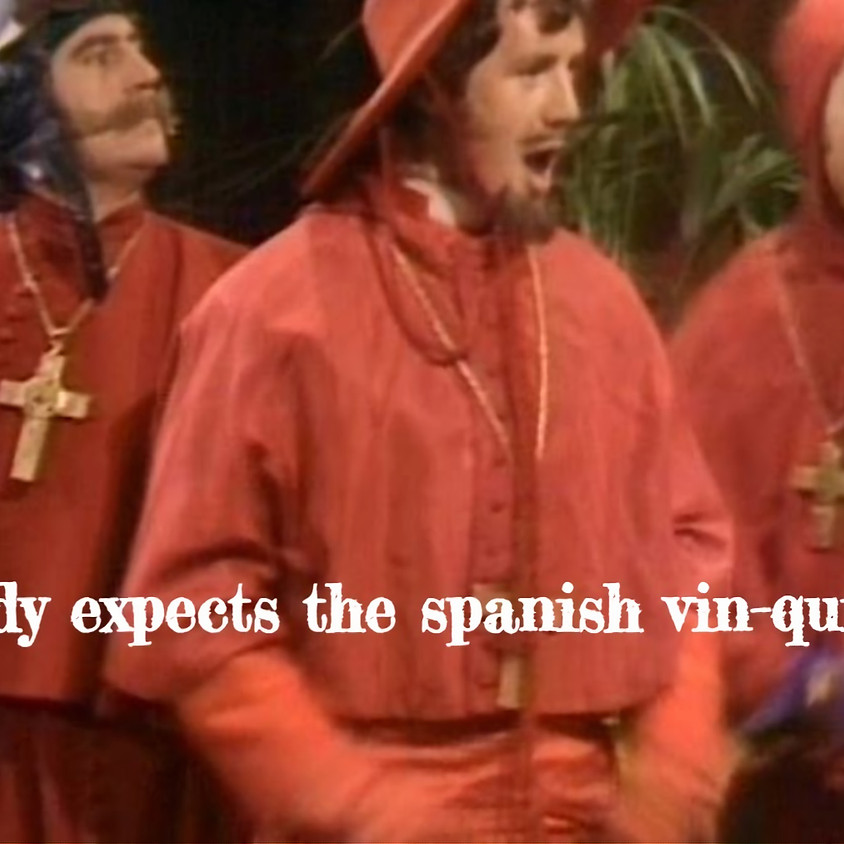 The Spanish Vin-quisition - 4pm - SOLD OUT! (1)