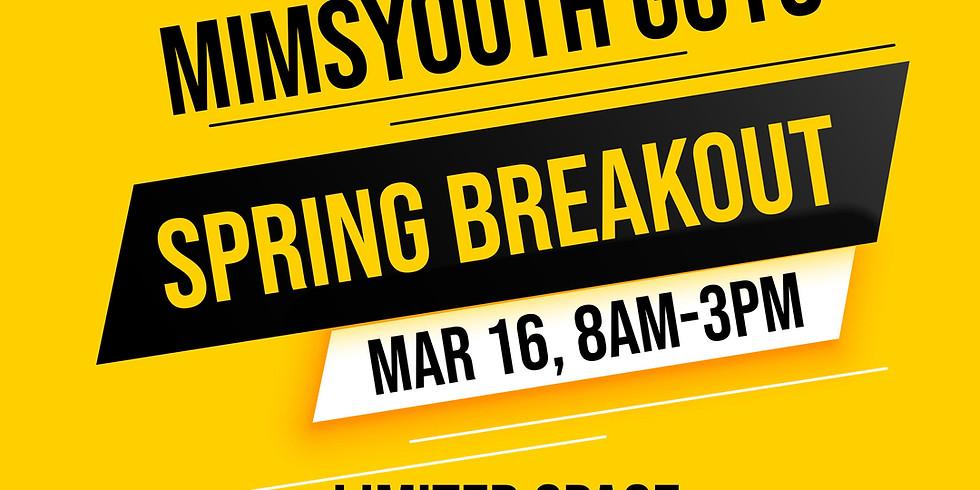 Guys' Spring Breakout