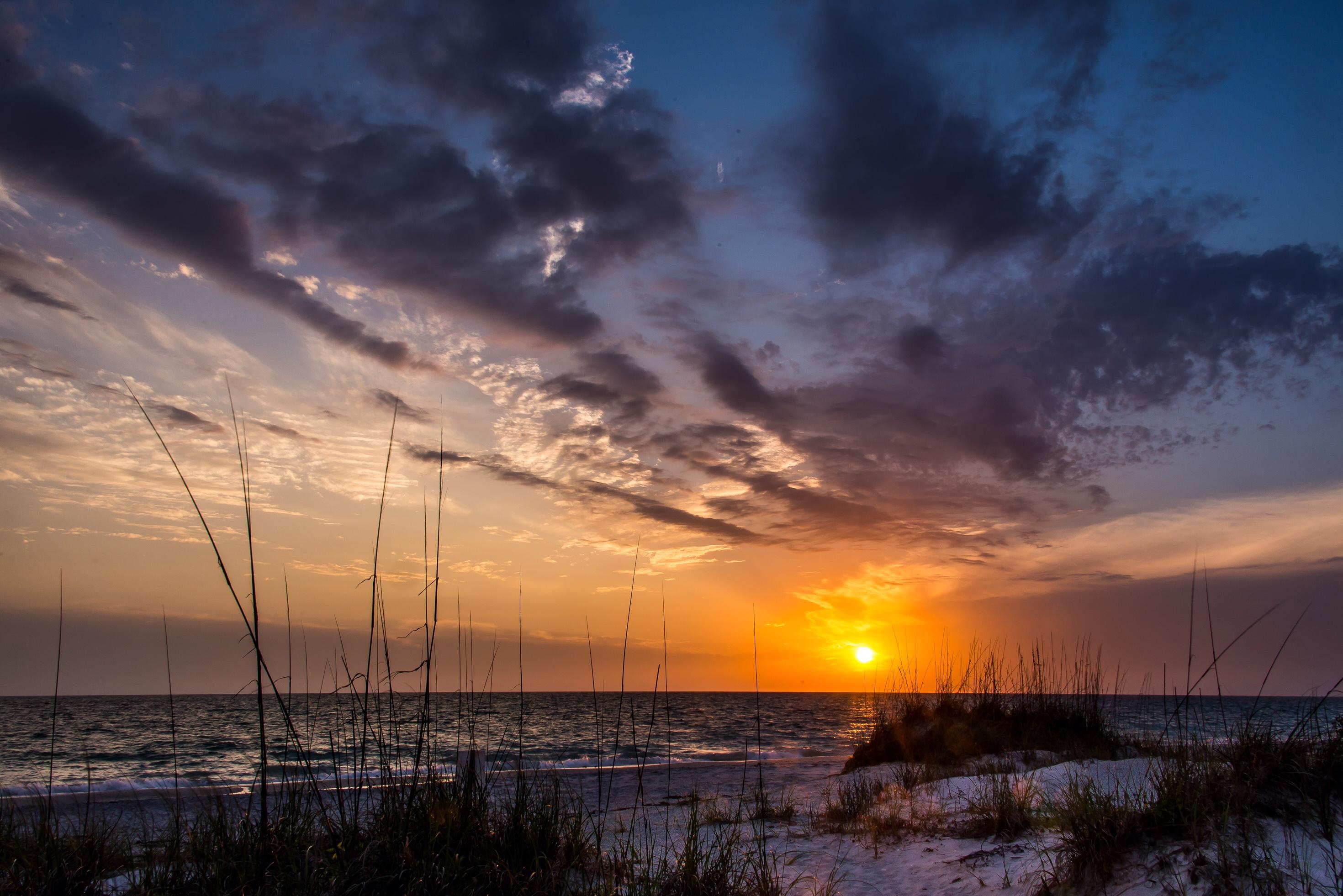 Coquina Cove sunset