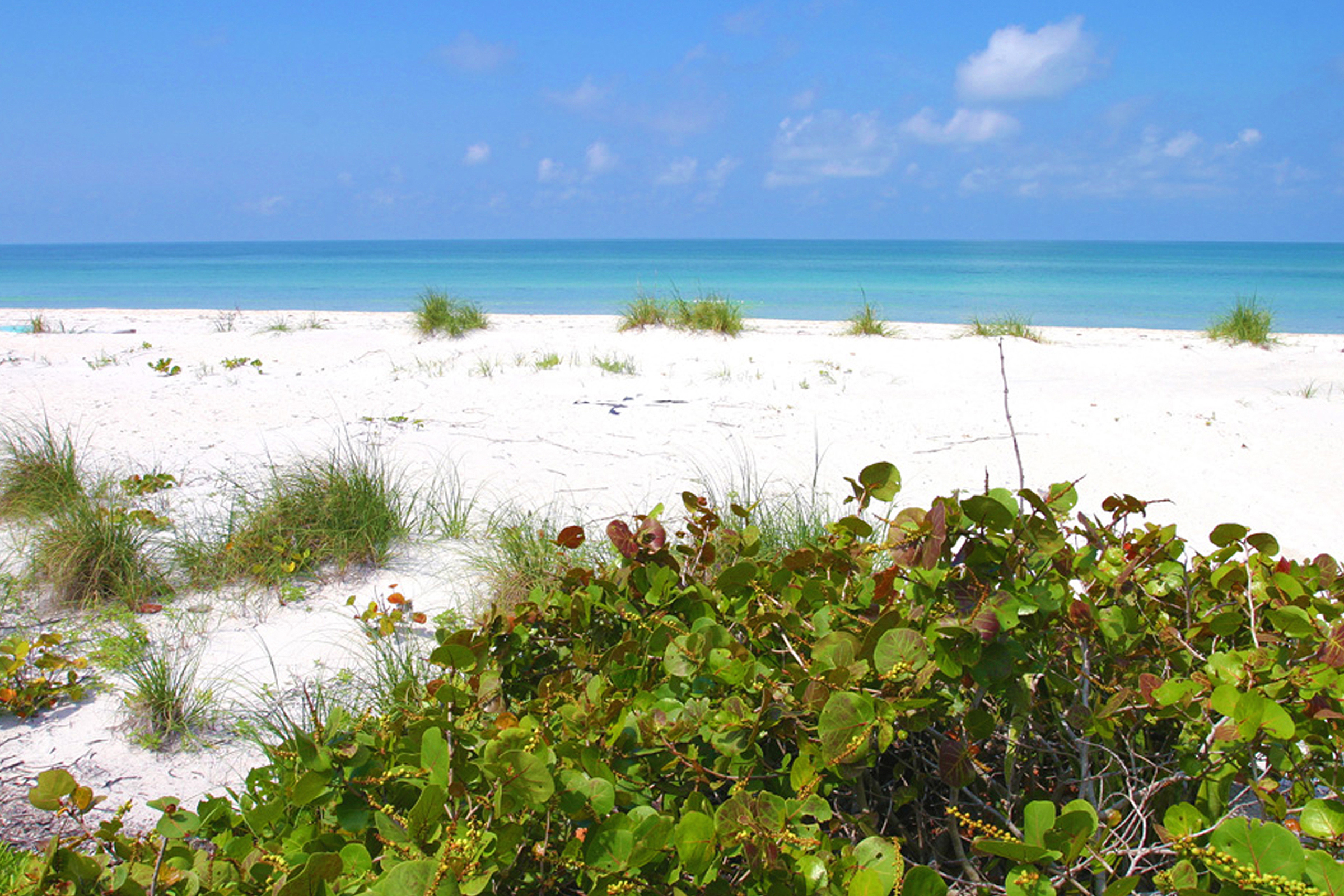 One of the best beaches in Florida