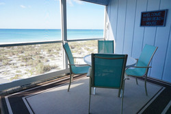 Your beachfront view