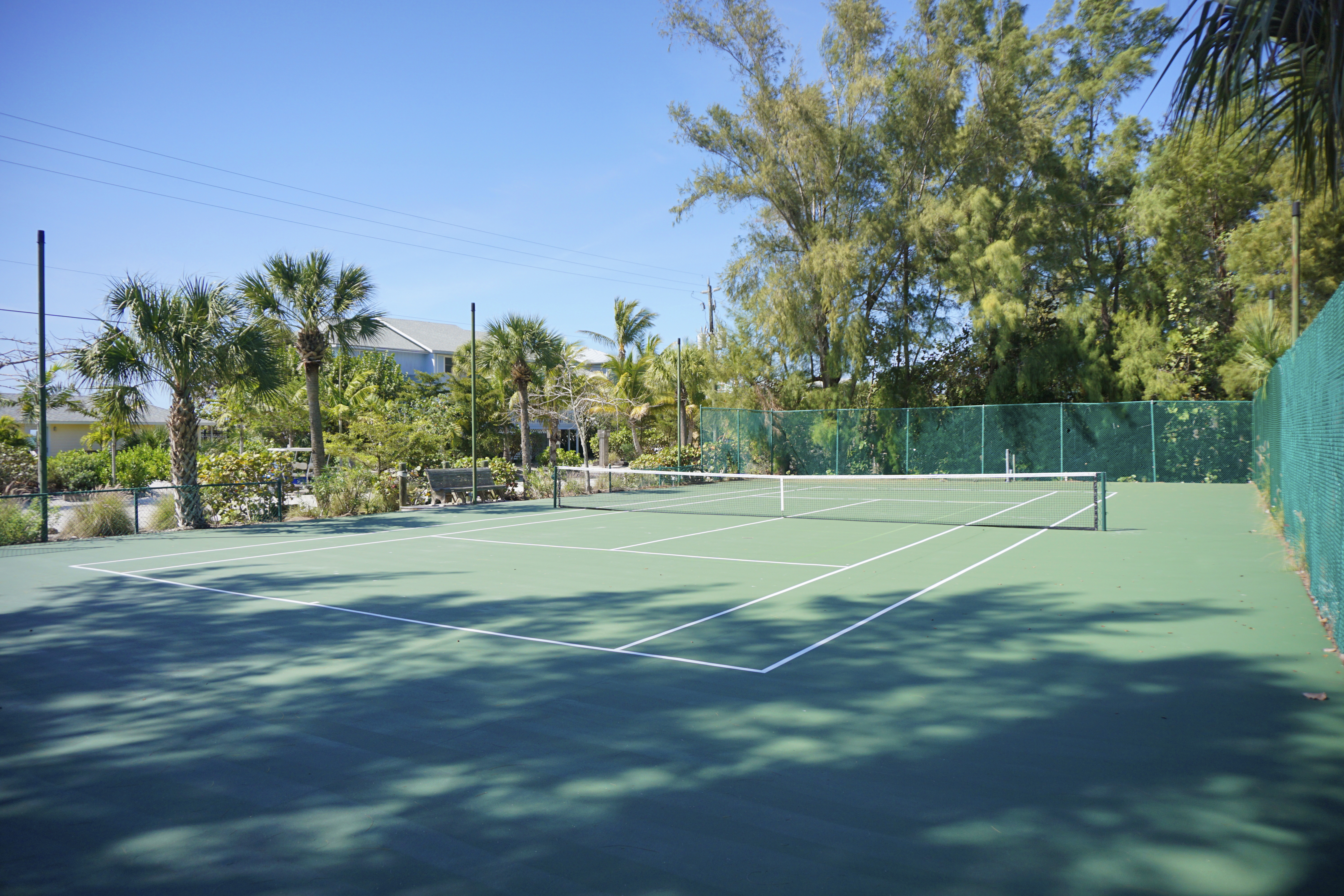 CDS Tennis Court