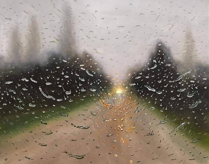 Painting 'Country Road'