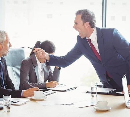 bigstock-Businessman-scolding-his-colle-