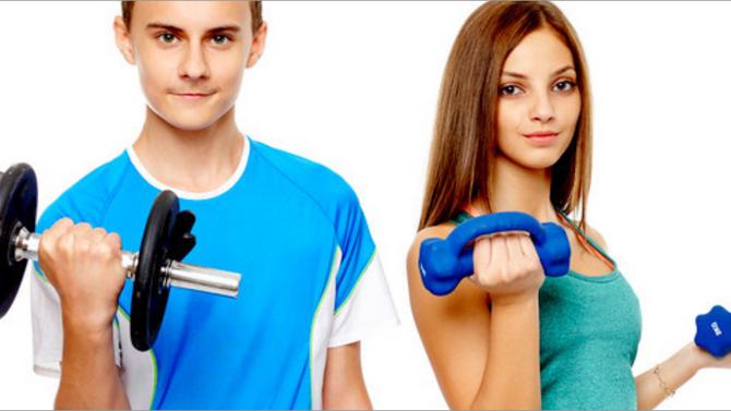 Musculação na adolescência faz bem?