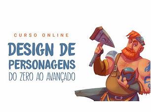 Design de personagens do zero ao avancad