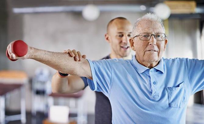 Benefícios da musculação na 3ª Idade