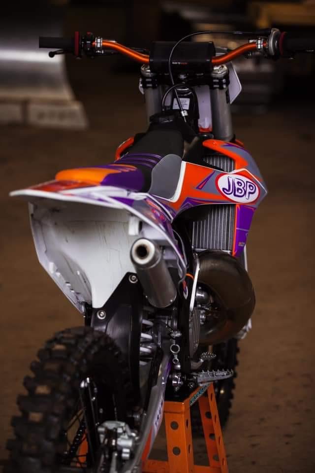 KTM 604
