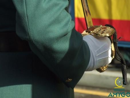 Grupo Amygo gana el concurso de Mudanzas de la Guardia Civil