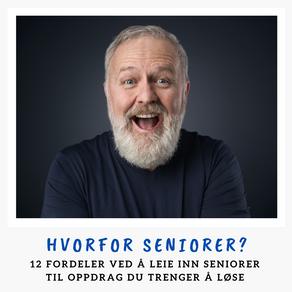 12 fordeler ved å ansette eldre