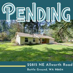 22815 NE Allworth RD, Battle Ground, WA 98604