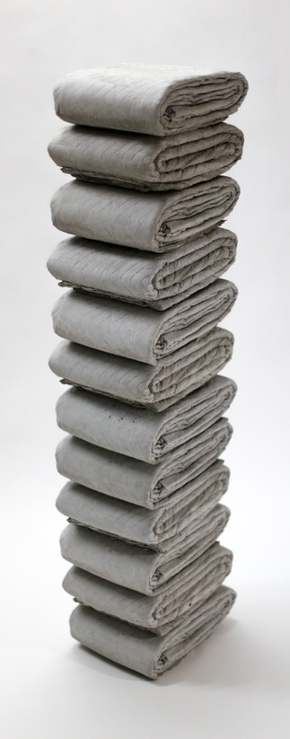 """Untitled (Concrete Blankets)"""