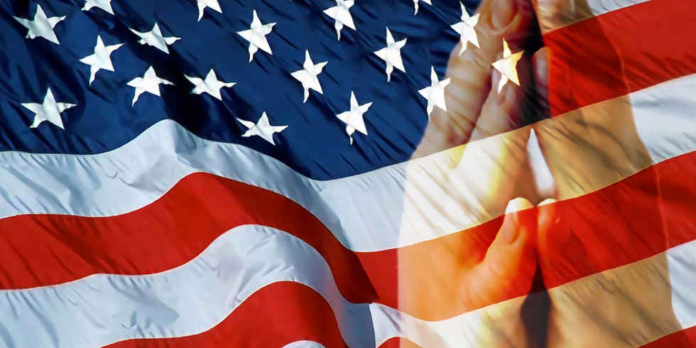 CALL TO PRAYER: For our Church & our Nation