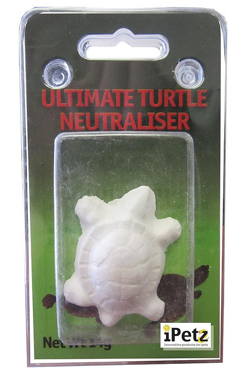 Ipetz Ultimate Turtle Neutriliser 14g | Fishy Biz | Turtle Accessories | Water Conditioner | Chemicals | Online Pet Supplies