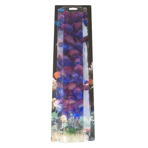 BOYU Plastic Plant 20 inch | Fishy Biz | Aquarium Accessories | Fish Tank Decorations | Online Aquarium Supplies