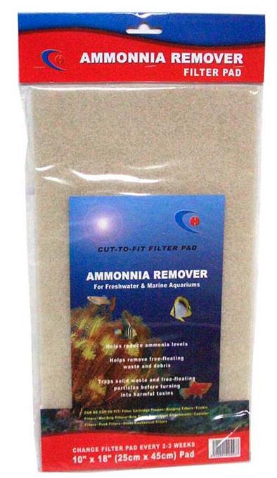 Pet worx Ammonia Remover Pad 10X18 inch | Fishy Biz | Aquarium Chemicals | Fish Tank Accessories | Online Pet Supplies