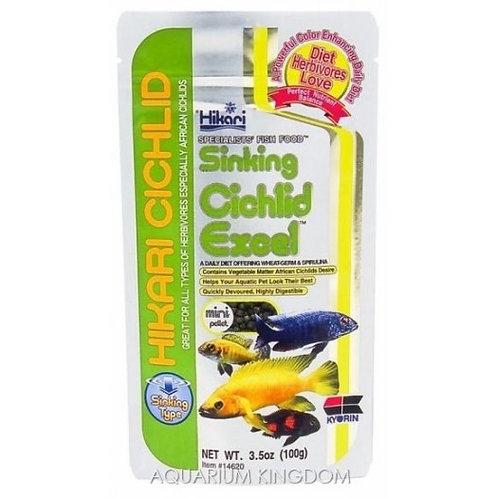 Hikari Cichlid  Excel Sinking Mini 100g | Fishy Biz | Fish Food | Aquarium | Premium Fish Food | Online Pet Supplies