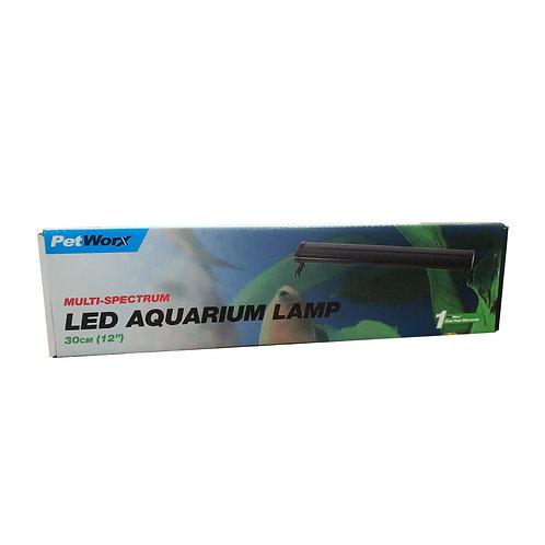 Pet Worx Led Multi Spectrum Lamp 30cm | Fishy Biz | Aquarium Lighting | Fish Tank Accessories | Online Aquarium Accessories